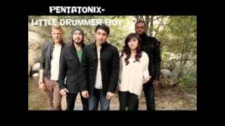 Pentatonix - Little Drummer Boy (lyrics)