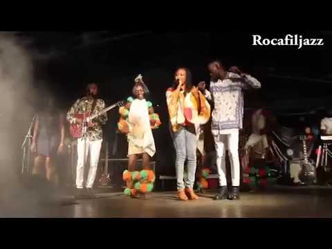 Prince Nico Mbarga Jnr & Rocafiljazz live - My pikin