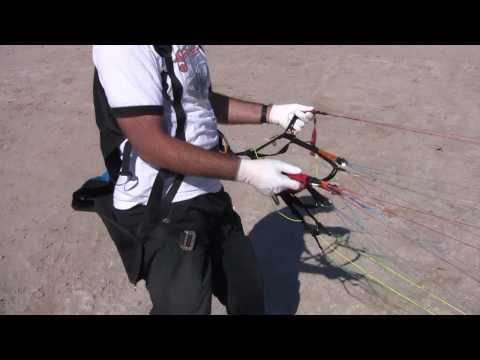 Sunrise Kiting & Paramotor Takeoff FAILS    PPG Training E04