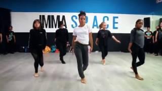"ImmaSpace | ""In The Morning"" - Jaded | @BrianFriedman Choreography"