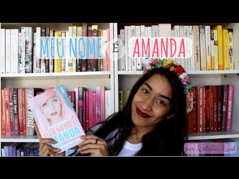 E TEVE LIVRO DE YOUTUBER TRANS! | Meu Nome É Amanda, por Amanda Guimarães
