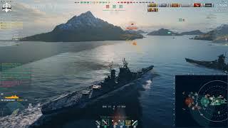 World of Warships - Tier 10 Alaska