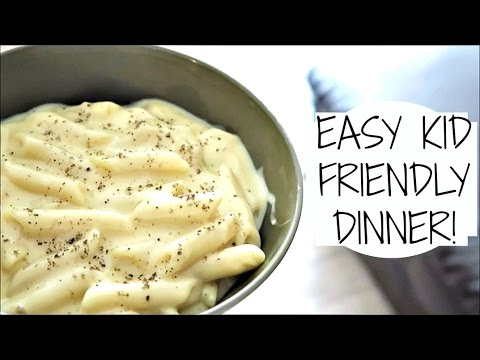 HOMEMADE MAC & CHEESE! – Easy Family Recipe