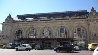 La Gare de Troyes ...