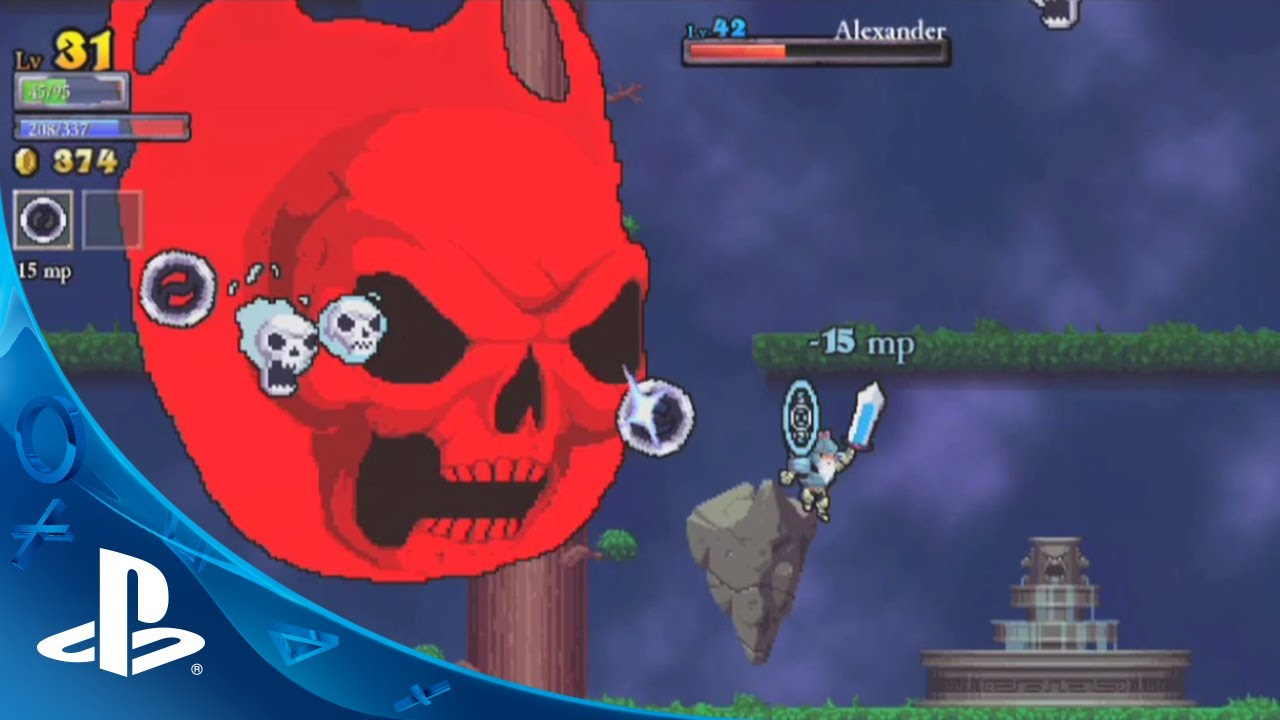Rogue Legacy on PlayStation: Building a Roguelike RPG