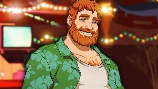 BIG BEAR BRIAN | Dream Daddy: A Dad Dating Simulator - Part 5