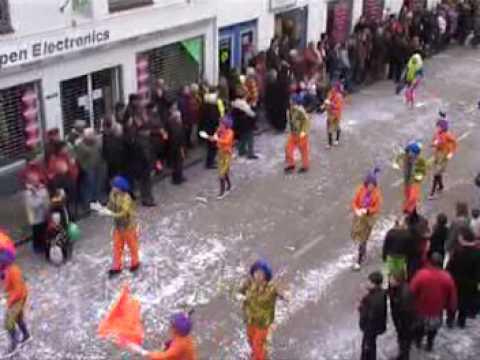 Cv de Plekkers We klappen dr op Carnaval budel 2009