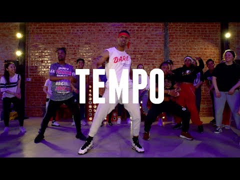 Lizzo - Tempo (feat. Missy Elliott |  Phil Wright Choreography @phil_wright_