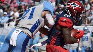 Memphis Express vs. Salt Lake Stallions   AAF Week 6 Game Highlights