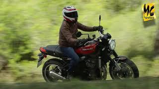 Vi har testet Kawasaki Z900RS