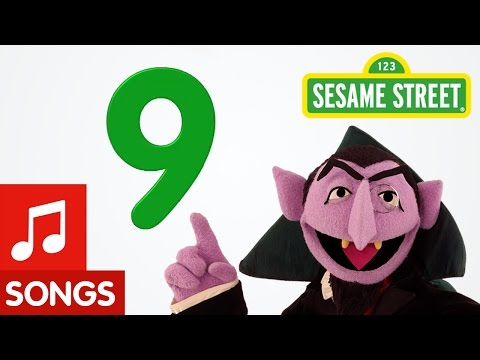 Sesame Street: Number 9! (Number of the Day Song)