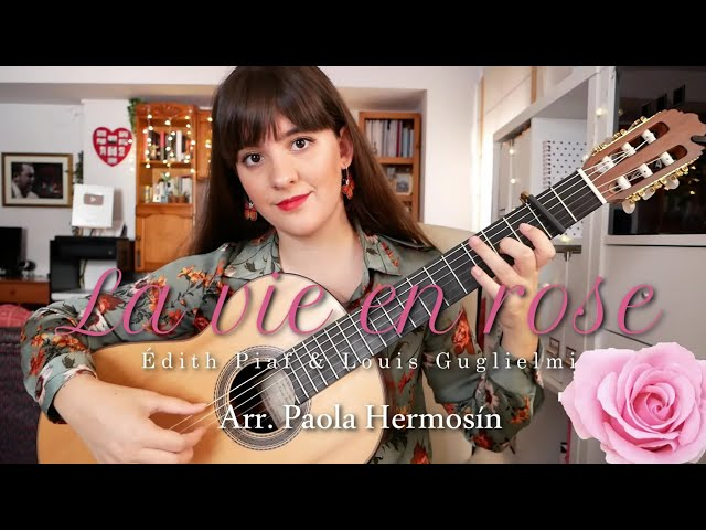 Video Pronunciation of la vie en rose in English
