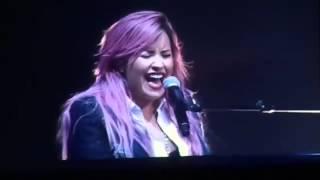 Demi Lovato - Warrior (Live in Anaheim)