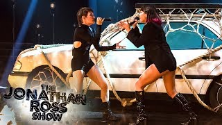 Charli XCX & Christine And The Queens   Gone [Performance] | The Jonathan Ross Show
