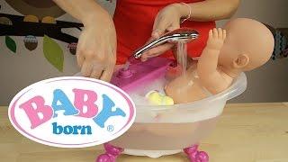 BABY born - Interaktywna Wanna z prysznicem 818183