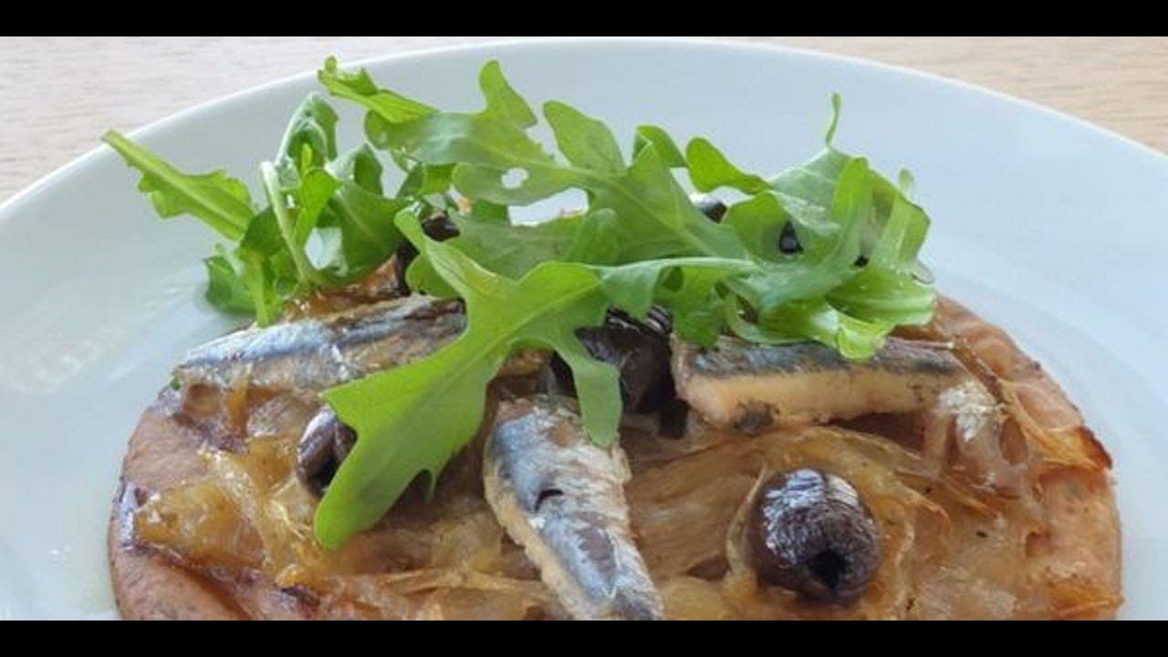 Comment cuisiner une bonne pissaladière comme à Nice ?