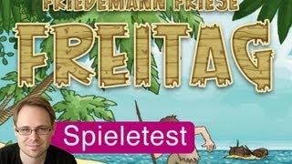 Freitag (Kartenspiel) / Anleitung & Rezension / SpieLama