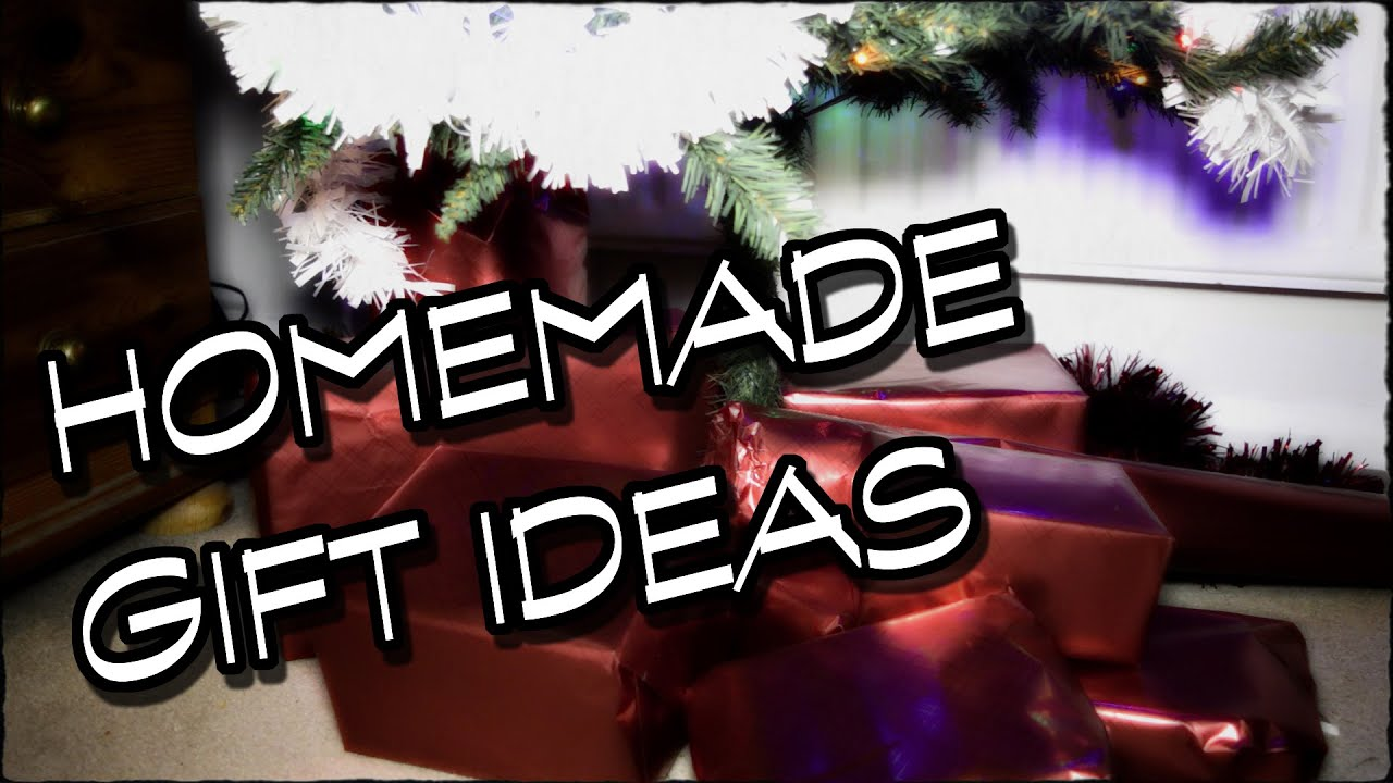 How To Make Homemade Christmas Gifts On A Budget