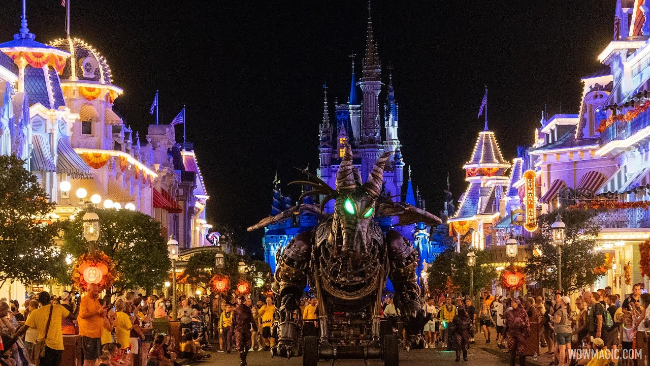 Disney After Hours BOO BASH entertainment