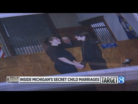 'I do' at 14: Michigan's secret child marriages