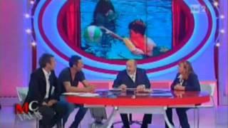 """""""Maurizio Costanzo Talk"""" di Rai Due"""
