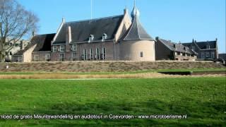 preview picture of video 'InZicht: Coevorden (NL) - Kasteel en Weeshuisweide'