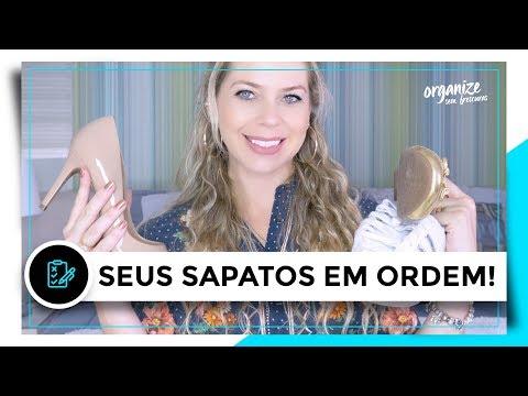 22 IDEIAS BARATINHAS PARA ORGANIZAR OS SAPATOS
