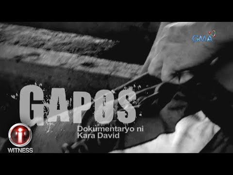 I Witness Gapos A Documentary By Kara David Full Episode