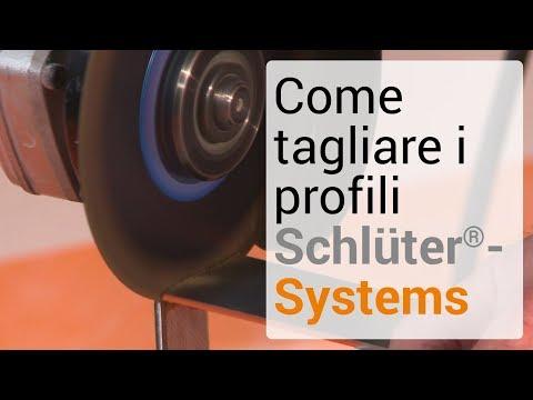 Cr-V con impugnatura multicomponente S/&R Tronchesi laterale 180x20mm professionali