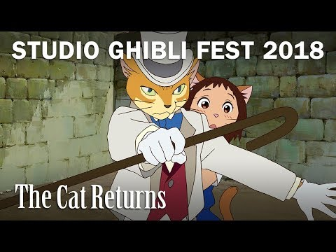 The Cat Returns Movie Trailer