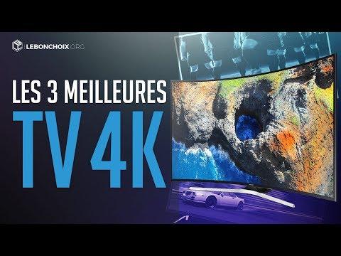 TOP 3 : MEILLEURE TV 4K 2019 ( COMPARATIF & TEST )