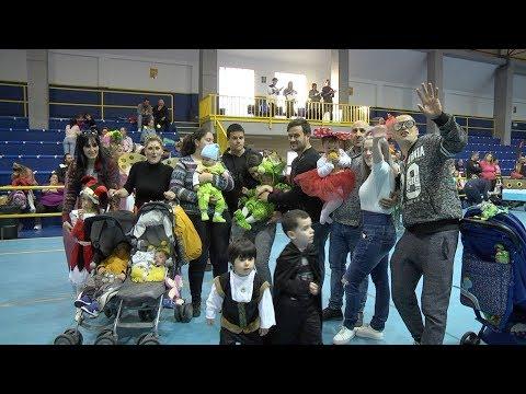 La gran fiesta de disfraces en el 'Campoamor'