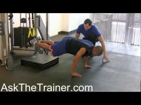 TRX Suspension Trainer Reverse Crunch - Prone Knee Tuck Exercise - Abs Workout