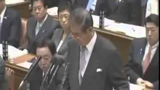 石原慎太郎社会党のバカのせいで領土が奪われた
