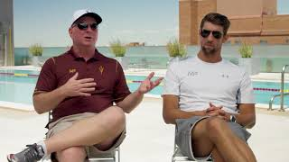 MP Journey with Michael Phelps and Bob Bowman: Juggling Priorities