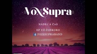Video Rozhovor s kapelou VOX SUPRA v rádiu FRONTINUS