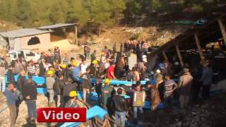 preview picture of video 'Karaman'da Kömür Ocağında 20 İşçi Mahsur'