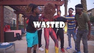 Juice Wrld ft. Lil Uzi Vert - Wasted (Dance Video) shot by @Jmoney1041