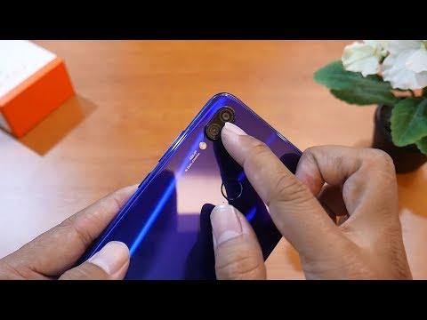 Mulai Rp1.999.000! Redmi Note 7 Resmi Indonesia : Unboxing & Kesan Pertama