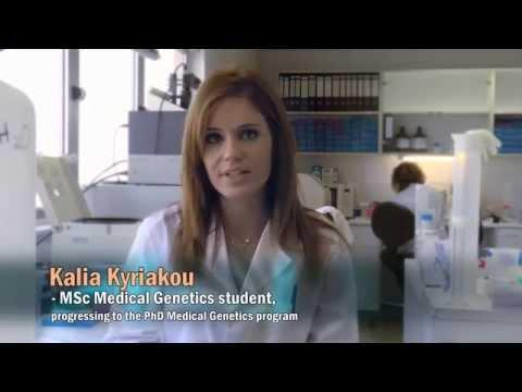 Video Cyprus School of Molecular Medicine