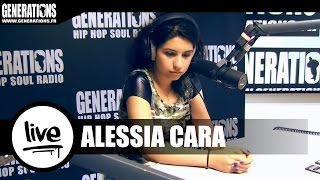 Alessia Cara - Four Pink Walls (Live des studios de Generations)