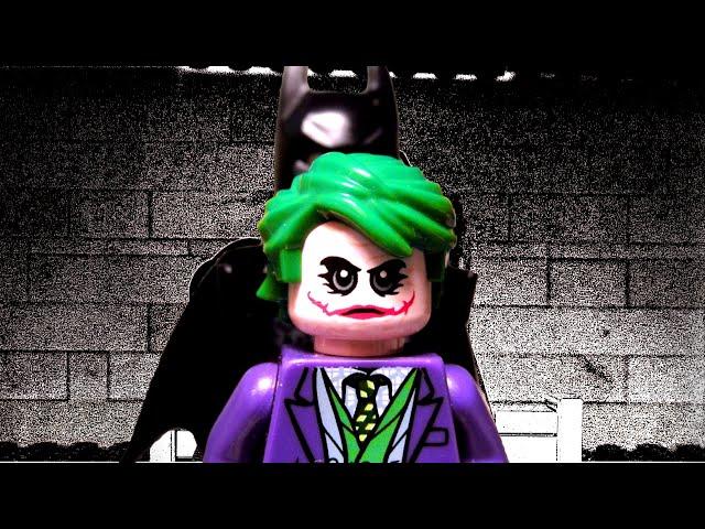 The Dark Knight Interrogation Scene In Lego Ba ...