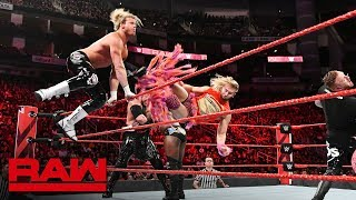 Tag Team Battle Royal - Winners Face The Deleters of Worlds for Raw Tag Titles: Raw, June 4, 2018