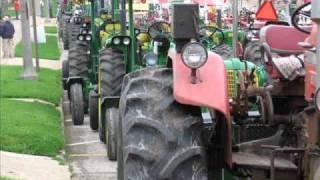 WMT Tractorcade Is Coming.....