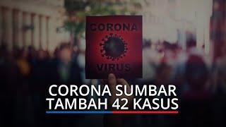 UPDATE Sementara Corona Sumbar: Kasus Positif Tambah 42 dari 7 Daerah