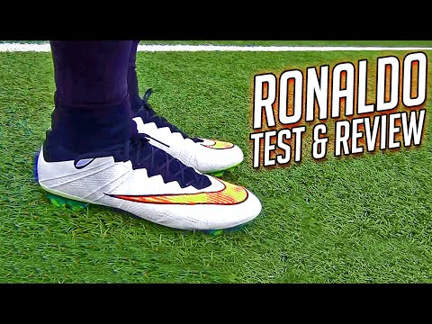 Testing Cristiano Ronaldo Boots 2015: Mercurial Superfly 4 Review