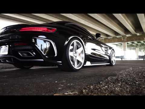 Mercedes Benz GTS • Forgiato Wheels