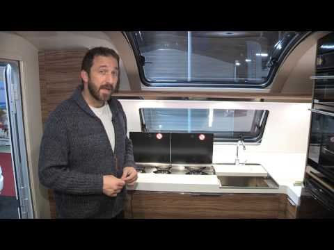 Practical Caravan reviews the Adria Astella Glam Edition Rio Grande