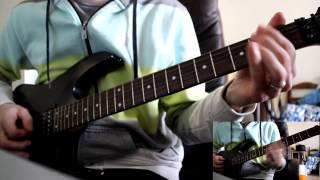 Sum 41 - Crazy Amanda Bunkface guitar cover