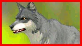 СИМУЛЯТОР ВОЛКА #1 ВОЛЧАТА Симулятор Жизни Зверей WildCraft про котят и собак от ДЕТСКИЕ ИГРЫ